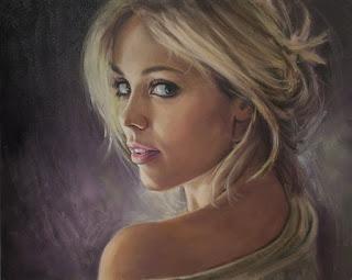 realistas-representaciones-con-mujeres cuadros-mujeres-retratos