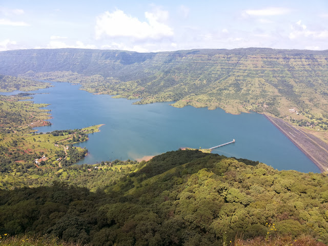 A bike ride from Pune to Mahabaleshwar