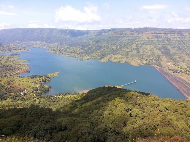 A bike ride from Pune to Mahabaleshwar