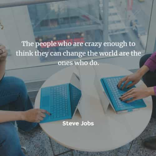 Steve Jobs quotes that'll motivate you to be successful