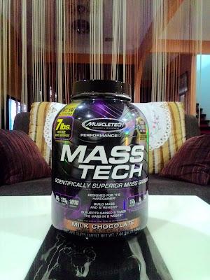 mass muscletech