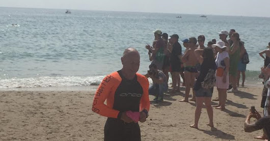 Pilar de Horadada Sprint Distance Triathlon