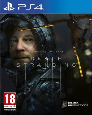 Death Stranding Arabic