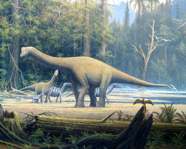 10 Dinosaurus yang Ukurannya imut dan menggemaskan