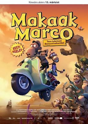 Marco Macaco ลิงจ๋อยอดนักสืบ
