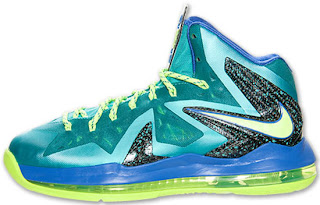 05 25 2013 Nike Air Max LeBron X Low 579765-500 Violet Force Volt-Sport  Turquoise-Pure Platinum  165.00 a701b7a70