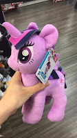 MLP Store Finds - Flat Mane 10 Inch Plush