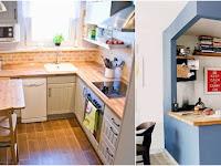 10 design dapur nyaman dan elegant
