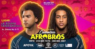 Fiesta con AFROBROS en Bogotá 2019 |