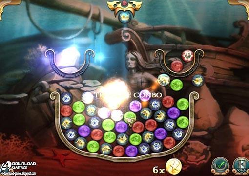 لعبة حوريات البحر League of Mermaids
