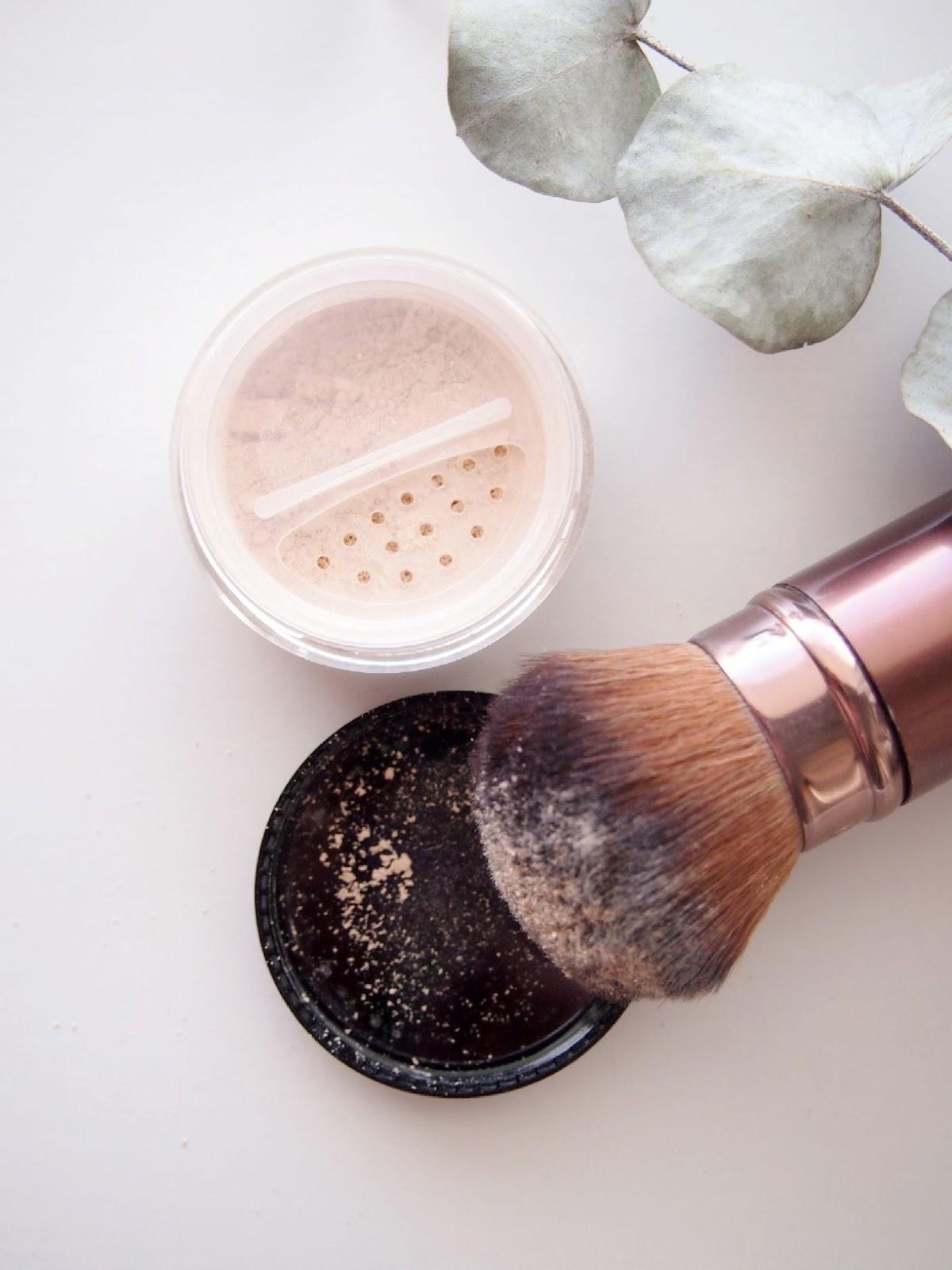 flow kosmetiikka mineraali