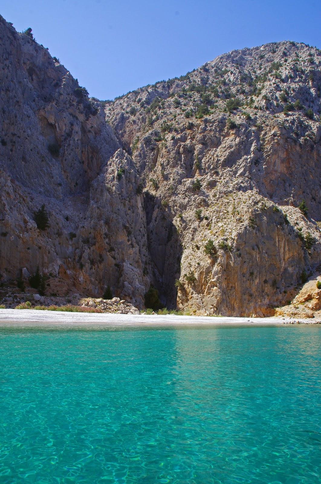 Beautiful Turkish Cove