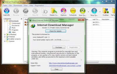 Internet Download Manager (IDM) 6.27 Build 2 Incl Crack + Silent