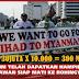 TERLALU...!!! FPI Berkata Jujur, Jika 10ribu Orang Mendaftar diri Untuk Jihad ke Myanmar..!!! Menggunakan Uang Daun..??