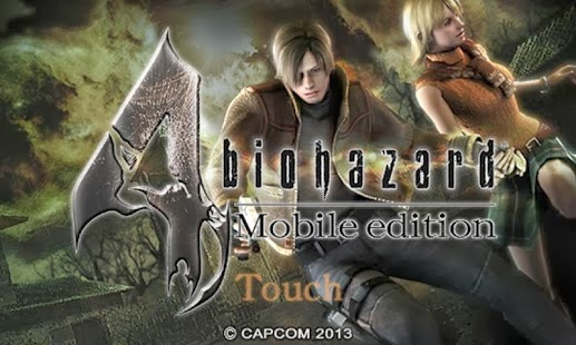 Resident Evil 4 + data Android Game