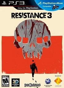 Resistance 3 PS3-DUPLEX