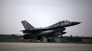 Jet Tempur F-16 Turki