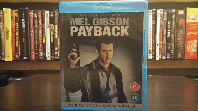 Payback (with the Theatrical Version) from the U.K.