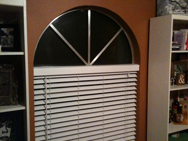 Pots Pans Amp Paintbrushes Redi Arch An Arch Window Shade Solution