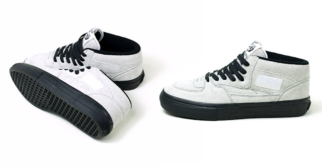 Maiden Noir x Vans Collection 2016