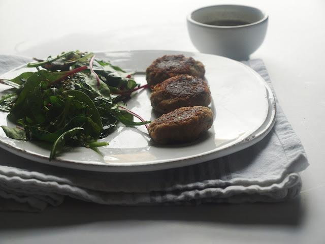 Receta Falafel Soja