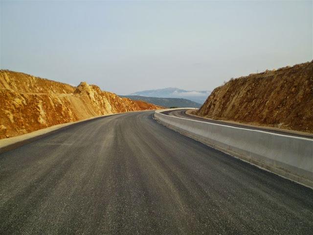 Πρέβεζα: Κι ενώ η Ιόνια οδός προχωρά, ανησυχία, για το δρόμο Άκτιο- Αμβρακία!