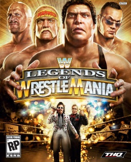 Download WWE Legends Of Wrestlemania Full Version Game