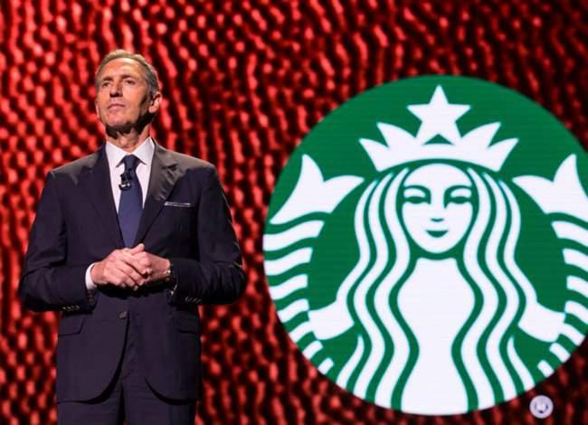 CEO Starbucks: Từ cậu bé nhà nghèo đến tỷ phú cà phê - Ảnh 1