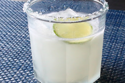 The Perfect Margarita, According to Me
