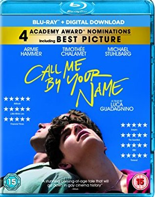 Call Me By Your Name 2017 English BluRay Movie Download