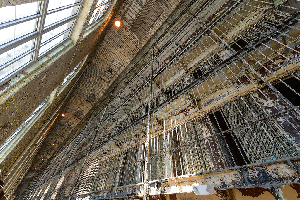Bubba S Garage A Tour Of Mansfield Reformatory