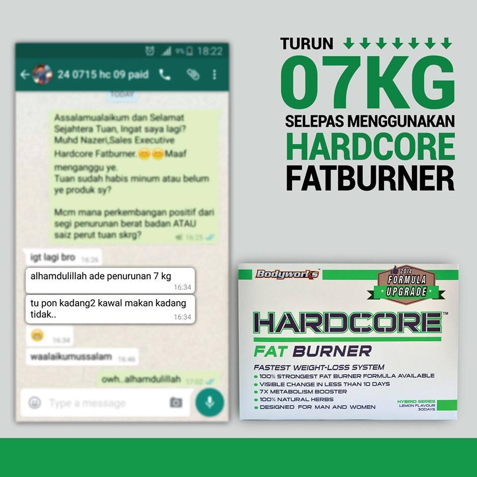 Hardcore Fat Burner