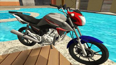 Mod , Moto , CG TITAN 160 DICHAVADA para GTA San Andreas, GTA SA