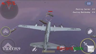 Cheat gunship battle