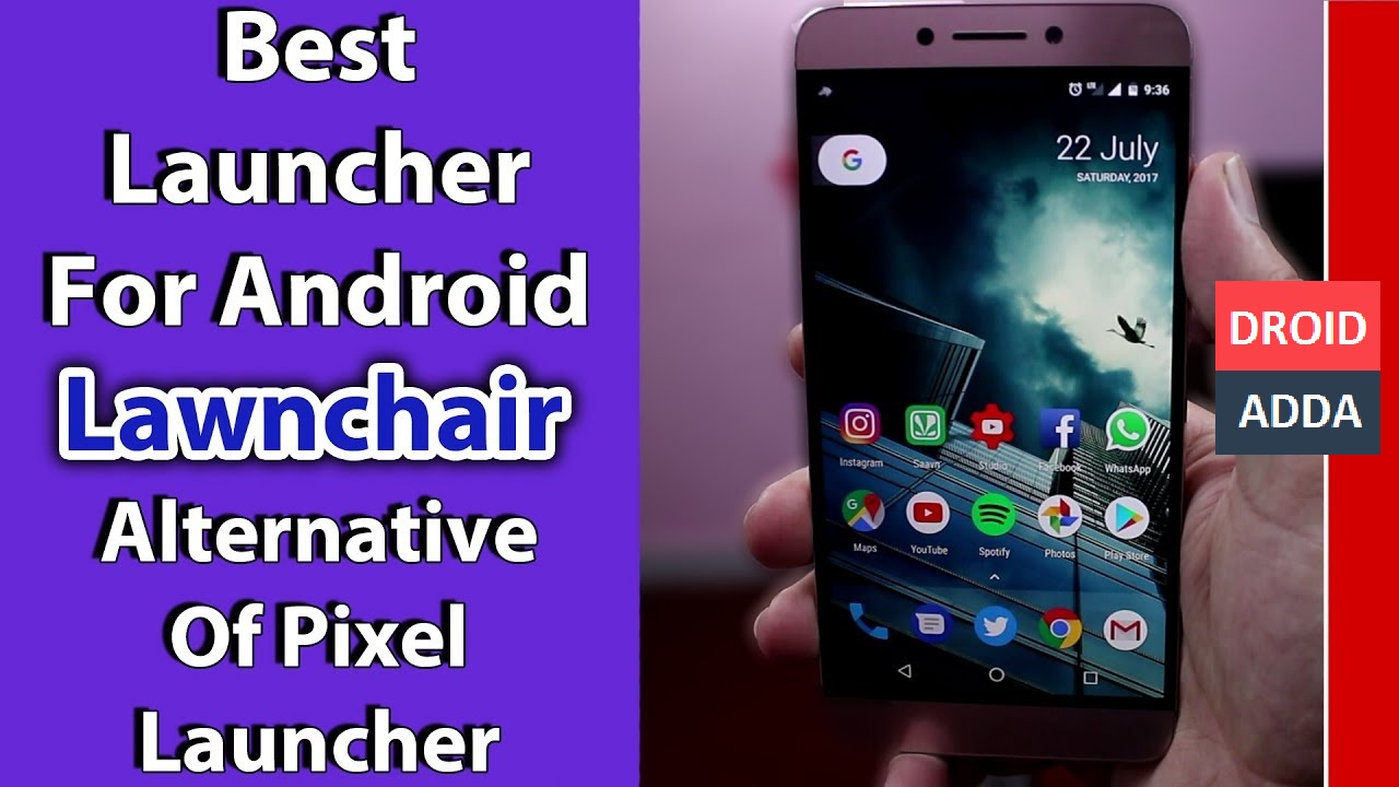 Lawnchair Launcher 1 1 0 1427 Latest Version Apk for Android