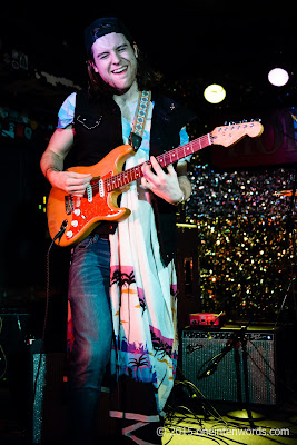 Billy Moon at The Legendary Horseshoe Tavern November 16, 2015 Photo by John at One In Ten Words oneintenwords.com toronto indie alternative music blog concert photography pictures