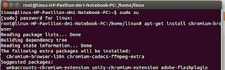 Cara Instal Google Chrome di Linux 2016