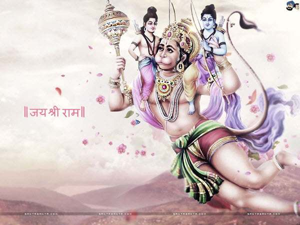 Lord Hanuman Aarti
