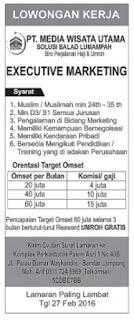 PT MEDIA WISATA UTAMA Solusi Balad Lumampah (SBL)