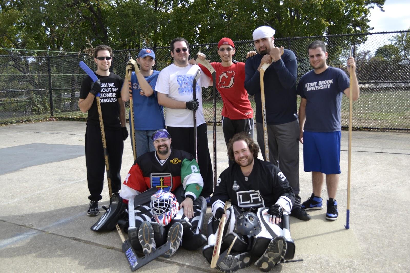 Long Island Queens Street Hockey League: The LIQ: About Us