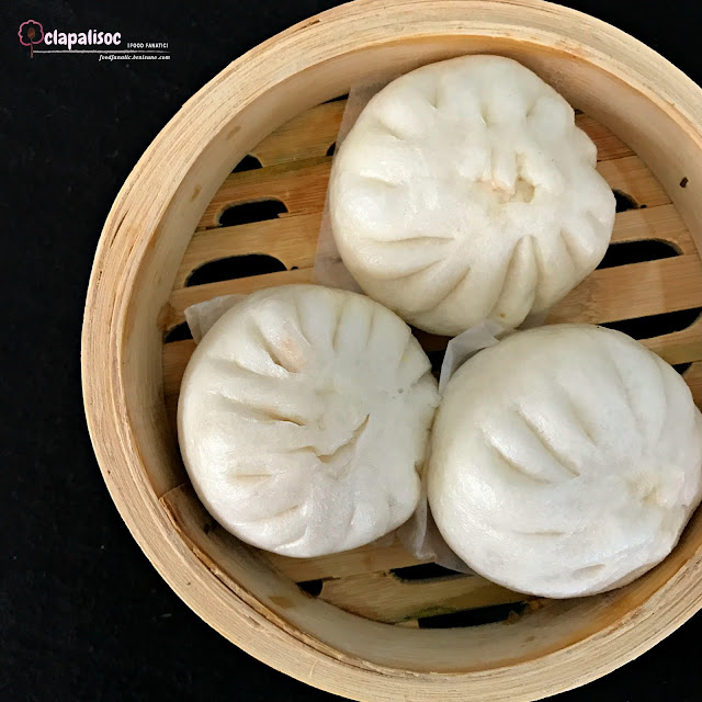 Asado Siopao from Mei Wei Chinese Kitchen