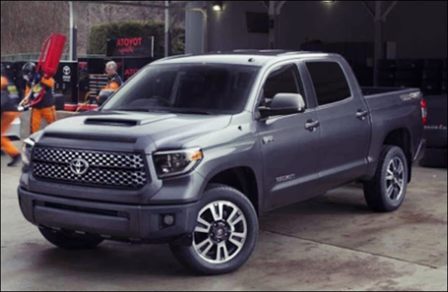2019 Toyota Tundra Redesign And Release Date