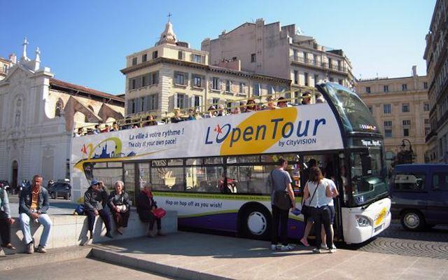 Passeio Ônibus Turístico - L'Open Tour