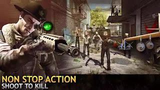 تحميل لعبة Last Hope Sniper Zombie War.apk مهكرة جاهزة للاندرويد