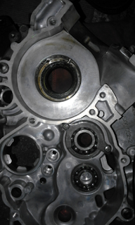 Gambar crankshaft oil seal