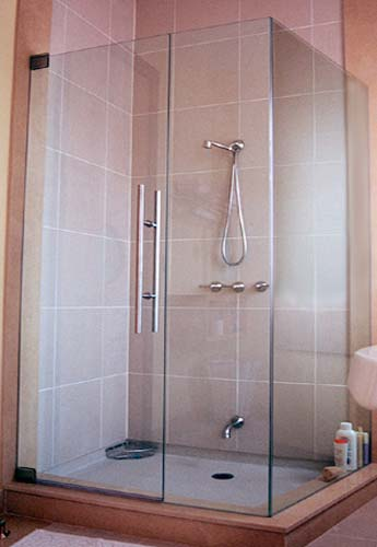 Handles Frameless Shower Doors