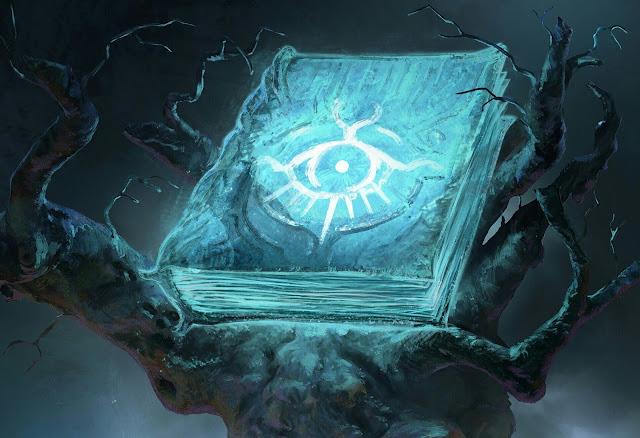 O grimório da visão interplanar