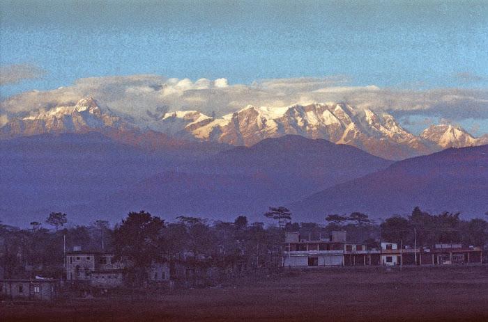 Népal, Pokhara, © L. Gigout, 1990