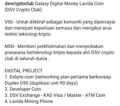 Lavida Coin