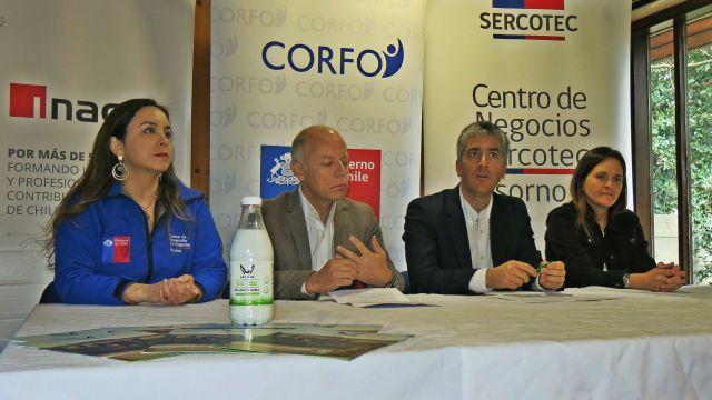 Rodrigo Carrasco Director Regional de Corfo